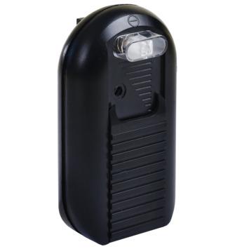 HANDSON LED vloerdimmer 1-60 watt zwart
