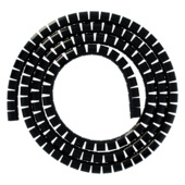 Handson Kabelverslinder 20 mm 2,5 Meter Zwart