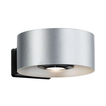 Paulmann buitenlamp House Cone zilver/antraciet