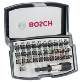 Bosch bitset 32-delige set