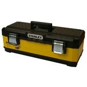 Stanley gereedschapskoffer zwart 26 inch