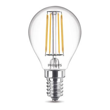 Philips LED lamp E14 40 watt 2 stuks