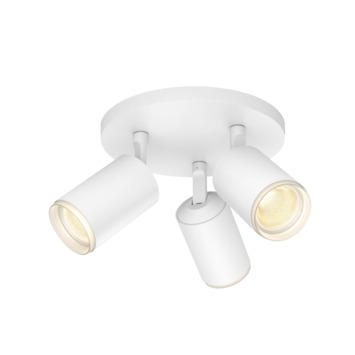 Philips Hue opbouwspot Fugato wit