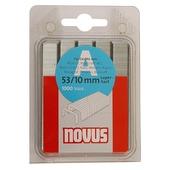 Novus nieten dundraad A53 10 mm 1000 stuks