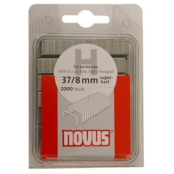 Novus nieten dundraad H37 8 mm 2000 stuks