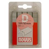 Novus nieten vlakdraad D53F 10 mm 600 stuks
