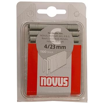Novus nieten smalrug C4 23 mm 1100 stuks