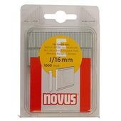 Novus nagels SB EJ 16 mm 1000 stuks