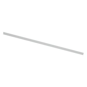 HANDSON snoergoot wit 9x5mm 100cm (2 stuks)