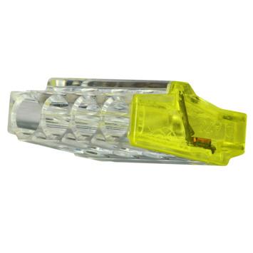 Conex lasklem 4-voudig transparant (10 stuks)