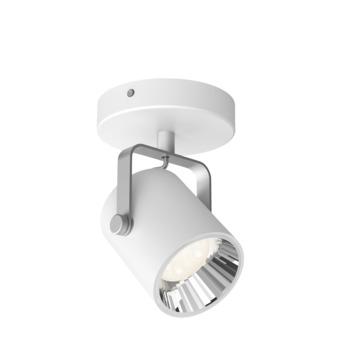Philips opbouwspot Byre wit 1-lichts