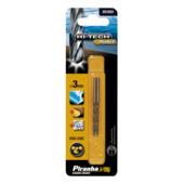 Piranha HI-TECH bullet metaalboor 3 mm X51023