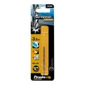 Piranha HI-TECH bullet metaalboor 3,2 mm X51028