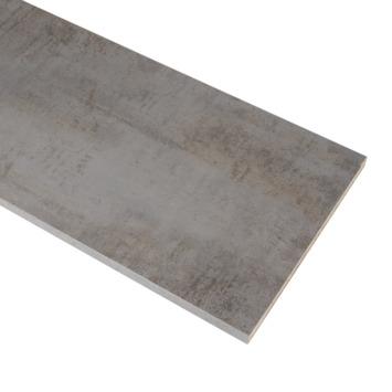 Meubelpaneel oxid grey 240x60 cm 18 mm