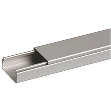 Attema Leidinglijst Z25 Aluminiumkleur 25 x 13mm 2 Meter