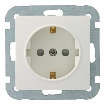 GAMMA Ventoux Voordeelpack 6x Stopcontact Wit