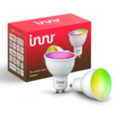 Innr RS 230 C-2 slimme GU10 lamp kleur 2-pack