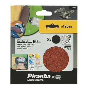 Piranha schuurschijf K60 125 mm X32067