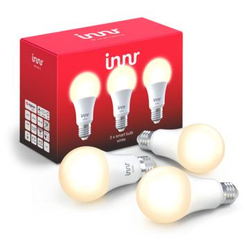 Innr RB 265-3 slimme E27 lamp wit 3-pack
