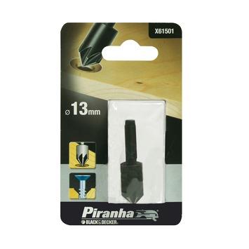 Piranha verzinkboor zeskantaansluiting 13 mm X61501
