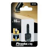 Piranha verzinkboor zeskantaansluiting 16 mm X61502