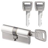 NEMEF veiligheidscilinder NF2 30/30 mm SKG 2-sterren