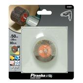 Piranha schuurwiel 50x20 mm X34041