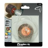 Piranha schuurwiel 60x40 mm X34046