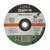 Piranha door slijpschijf steen 3,2x180 mm X32085