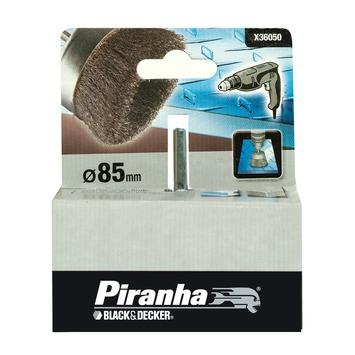 Piranha komstaaldraadborstel 80 mm X36050