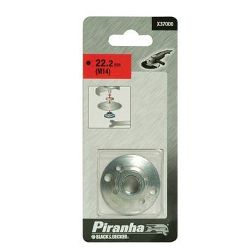 Piranha flens steunschijf haakse slijper M14 22 mm X37000
