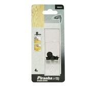 Piranha centreerpunt 8 mm 4 stuks X66421