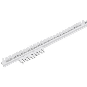 Gordijnrail Plus complete set 350 cm