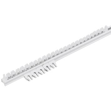 Gordijnrail Plus complete set 150 cm