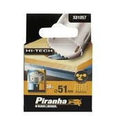 Piranha HI-TECH gatenzaag bimetaal 51 mm X81057