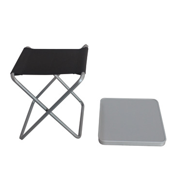Camping krukje/tafel 2-in-1
