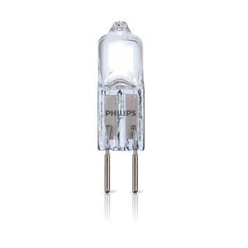 Philips ecohalogeen steeklamp GY6.35 35 W = 50 W 766 Lm warmwit dimbaar