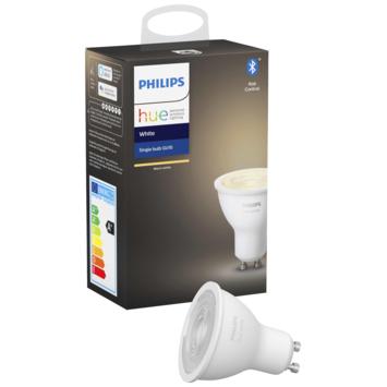 Philips Hue 5.2w gu10 wit
