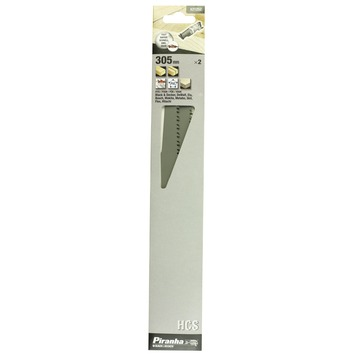 Piranha reciprozaagblad universeel 305 mm X21252