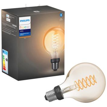 Philips Hue LED globe lamp E27 filament