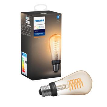Philips Hue LED filament lamp Edison E27 7W