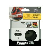 Piranha ronde zool 125 mm X32407