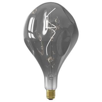 Calex XXL Organic LED lamp titanium smoke