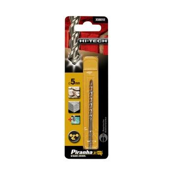 Piranha HI-TECH bullet steenboor 5 mm X58010