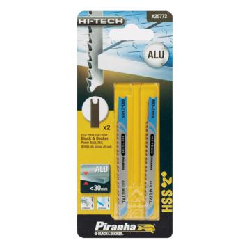 Piranha HI-TECH decoupeerzaagblad aluminium U-schacht 30 mm X25772