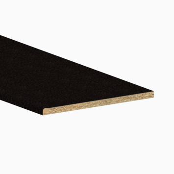 Innova keukenwerkblad ASW28 6216 TC rio zwart 2050x600x28 mm