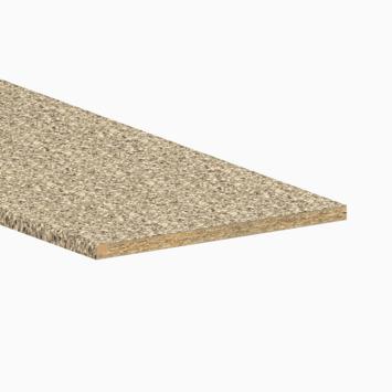 Innova keukenwerkblad ASW28 7646 TC bruin mozaik 2650x600x28 mm