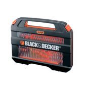 Black+Decker boren en bitset A7153 75-delig
