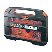 Black+Decker boren en bitset A7154 100-delig