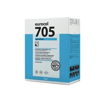 Eurocol 705 speciaal poedertegellijm grijs 5 kg